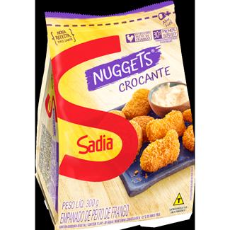 Nuggets Frango Sadia Crocante 300g
