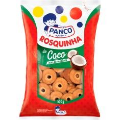 Rosquinha de Coco Panco 500g