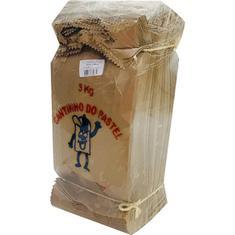 Saco Kraft para Pastel DonnoPlast 500un 3Kg