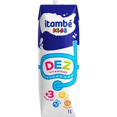 Leite Integral 10 Vitaminas Itambé 1L
