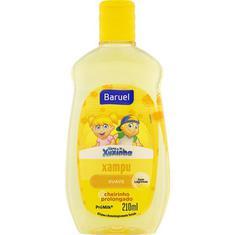 Shampoo Infantil Suave Turma da Xuxinha Baruel 210ml