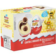 Chocolate Kinder Ovo Joy 2x20g