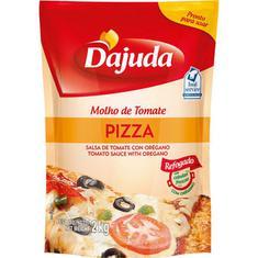 Molho de Pizza D'Ajuda 2kg