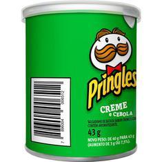Batata Sabor Creme e Cebola Pringles 43g