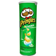 Batata Sabor Creme e Cebola Pringles 120g