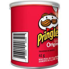 Batata Original Pringles 41g