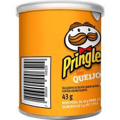 Batata Sabor Queijo Pringles 43g