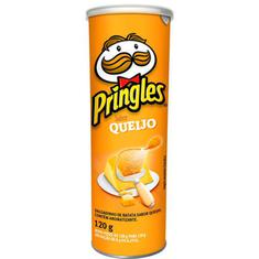 Batata Sabor Queijo Pringles 120g