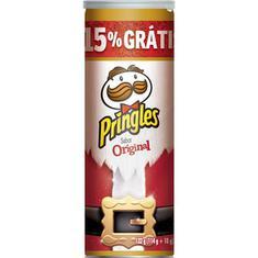 Batata Original Pringles 132g
