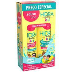 Kit Shampoo + Condicionador Hidra Kids Salon Line 300ml