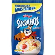 Cereal Matinal Sucrilhos Kellogg's 280g