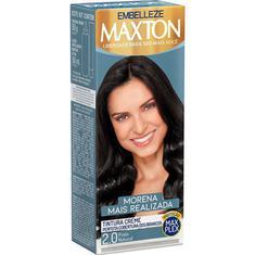 Tintura Maxton Preto Natural 2.0