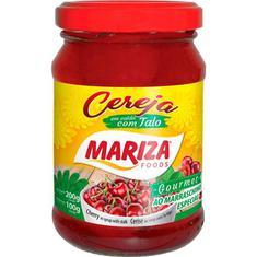 Cereja em Calda Mariza 100g