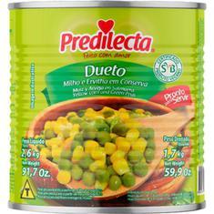 Ervilha com Milho Predilecta 1,7kg