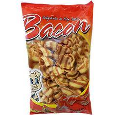 Salgadinho de Bacon Biscoitone 90g