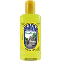 Limpador Perfumado Essência Concentrada Lima Limão Coala 120ml
