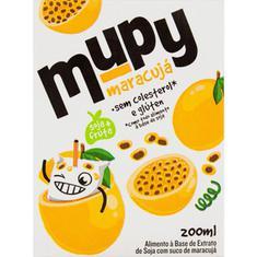 Bebida de Soja Sabor Maracujá Mupy 200ml