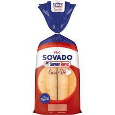 Pão Sovado Seven Boys 500g