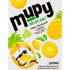Bebida de Soja Sabor Abacaxi Mupy 200ml