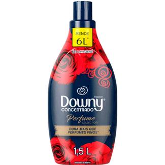 Amaciante Concentrado Passion Downy 1,5L