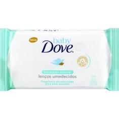 Lenço Umedecido Dove Baby Hidratação Sensível 50un