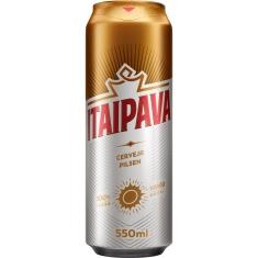 Cerveja Pilsen Itaipava 550ml