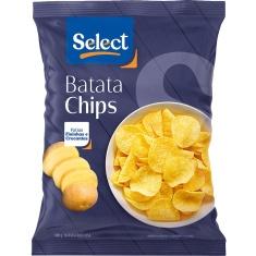 Batata Chips Lisa Select 500g