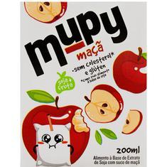 Bebida de Soja Sabor Maçã Mupy 200ml