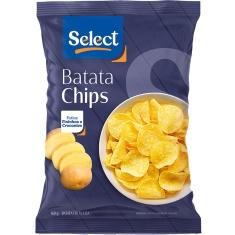 Batata Chips Lisa Select 160g