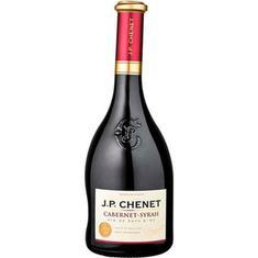 Vinho Tinto Francês Cabernet Syrah JP Chenet 750ml