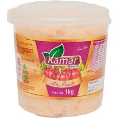 Alho Triturado Saboralli Kamar 1kg