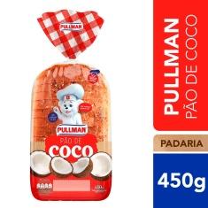 Pão de Coco Pullman 450g