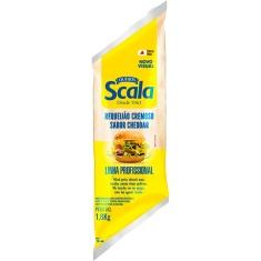 Requeijão Cheddar Scala 1,8kg