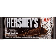Chocolate Aerado ao Leite Air Hersheys 85g