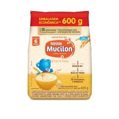 Cereal Infantil de Arroz e Aveia Mucilon 600g