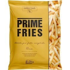 Batata Palito Prime Fries 2kg Golden Foods