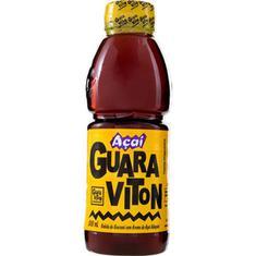 Bebida Mista de Guaraná e Açaí Guaraviton 500ml