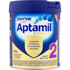Fórmula Infantil Aptamil 2 Premium Danone 800g