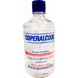 Álcool Gel Antisséptico Bacfree Coperalcool 400g