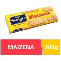 Biscoito Maizena São Luiz Nestlé 200g