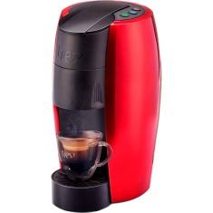Maquina de Café Tres Lov Vermelho Brilhante 110V