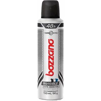 Desodorante Aerossol Invisible Thermo Control Bozzano 90g
