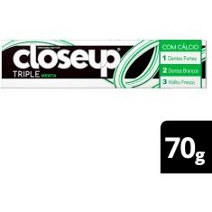 Creme Dental Triple Menta Close Up 70g