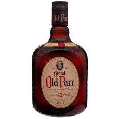 Whisky Escocês Old Parr 1L