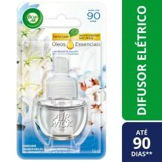 Odorizador de Ambiente Lírio Branco & Algodão Bom Ar Refil 16ml