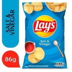 Salgadinho Lays Sal e Vinagre 86g