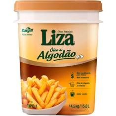 Óleo de Algodão Liza 15,8L