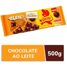 Cobertura Chocolate Blend Chocolateria Garoto 500g