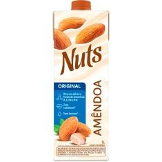 Leite Amêndoa Nuts Original 1L
