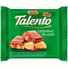 Chocolate Talento Castanha Garoto 90g